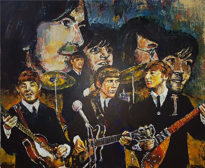 Musician IV - The Beatles